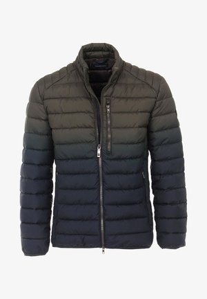 Winter jacket - grün