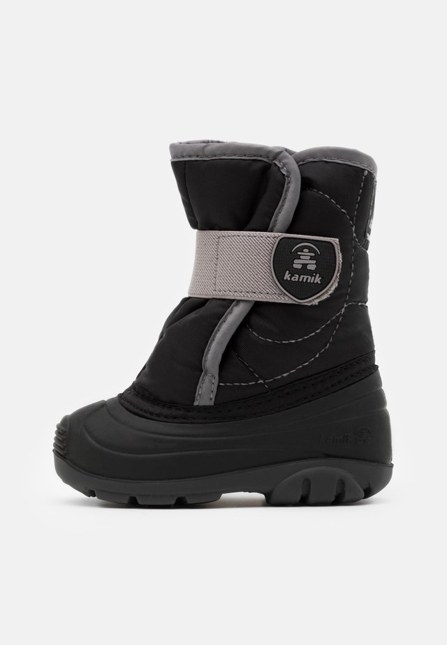 UNISEX - Snowboot/Winterstiefel - black