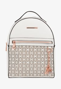 ALDO - PROSNA - Rucksack - bright white/rose gold - 4