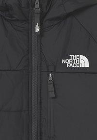 The North Face - REVERSIBLE PERRITO UNISEX - Vinterjacka - asphalt grey/red orange - 3