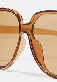Zign - UNISEX - Gafas de sol - brown - 2
