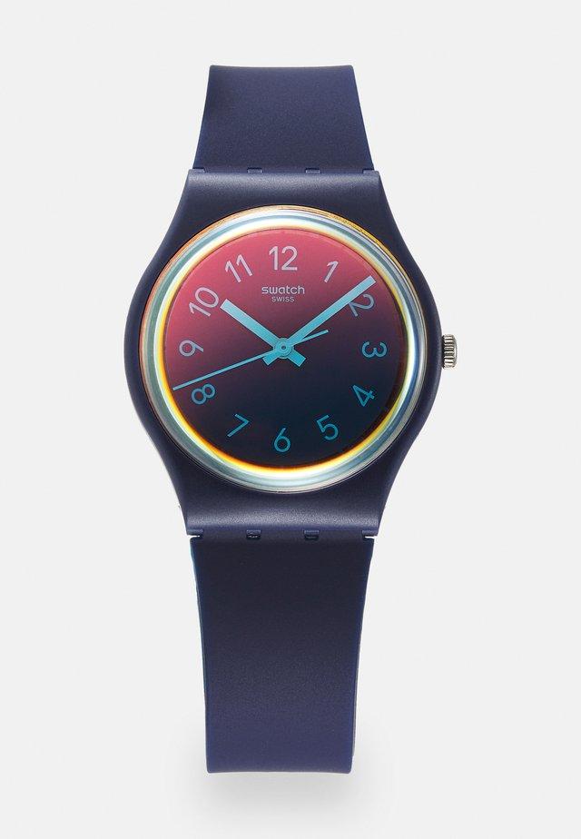 LA NIGHT - Horloge - blue