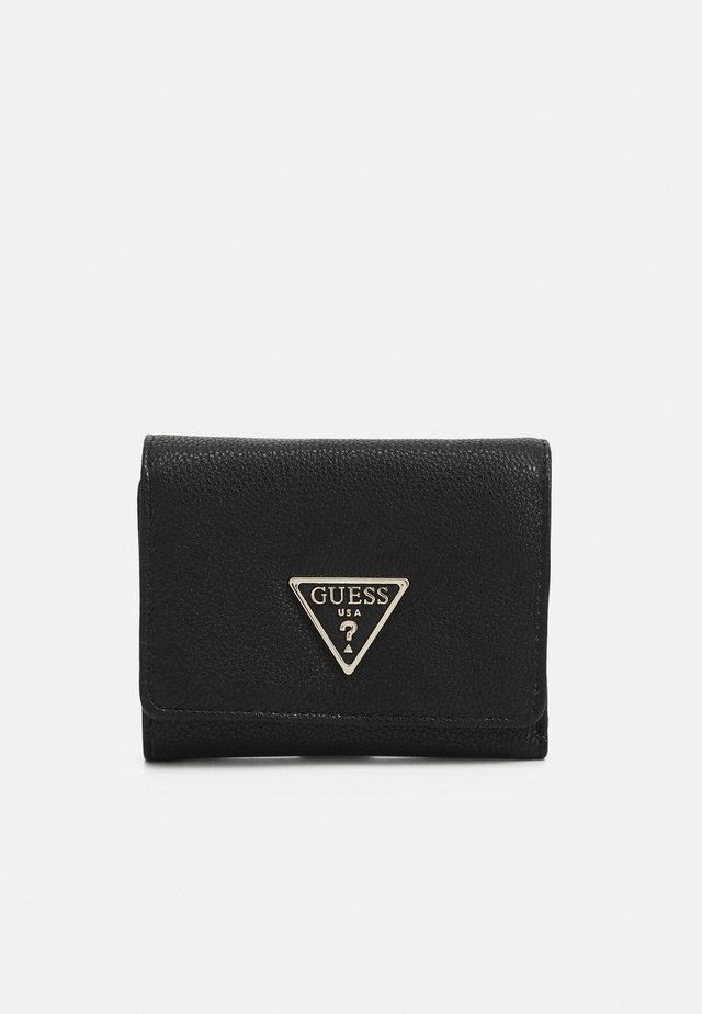 SANDRINE SMALL TRIFOLD - Portefeuille - black