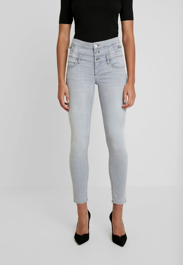 UP RAMPY  - Jeans Slim Fit - grey heather wash