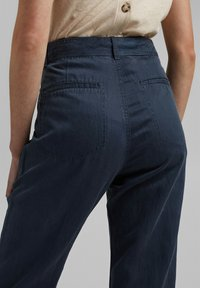 edc by Esprit - UTILITY  - Trousers - navy - 6