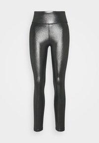 Nike Performance - ONE - Leggings - black/metallic gold - 4