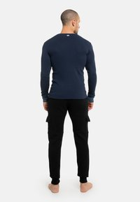 Schiesser Revival - FRIEDRICH - Long sleeved top - blau 15 - 2