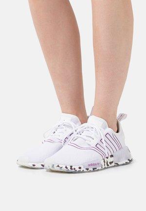 NMD_R1  - Sneaker low - footwear white/active purple
