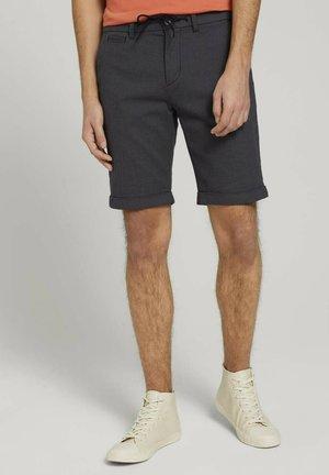Shorts - anthra dobby yarn dye