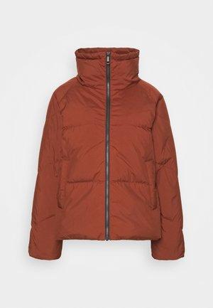 SLFDAISY JACKET - Down jacket - smoked