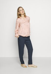 Paulina - SWEET LOVE - Blusa - smoky pink - 1