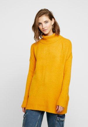 YASSAMILLE ROLLNECK - Jumper - sunflower