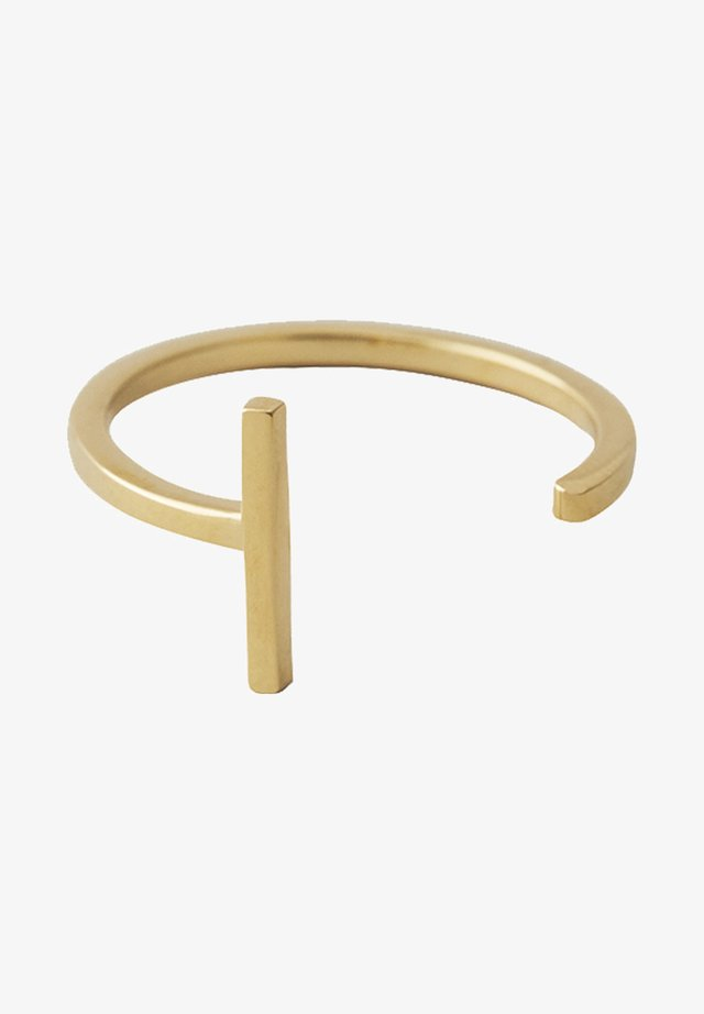 RING I - Ringe - gold