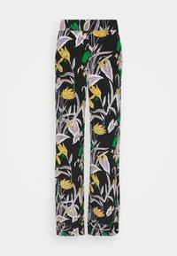 FEDERICA - Trousers - black