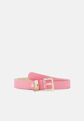 CORDELIA ADJUSTABLE PANT BELT - Belt - pink