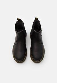 Dr. Martens - 2976 UNISEX - Korte laarzen - black - 3