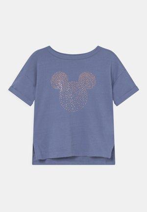DISNEY MINNIE MOUSE GIRLS - Print T-shirt - larkspur