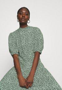 Ghost - LUELLA DRESS - Korte jurk - green - 3