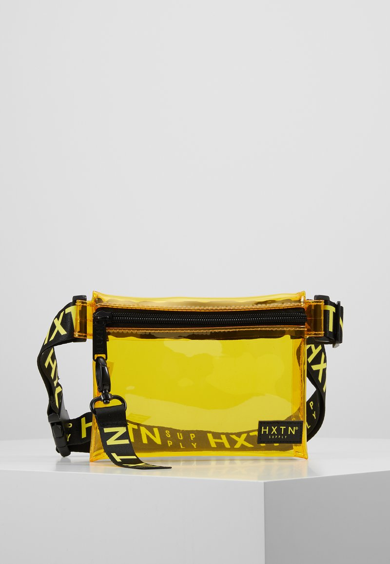 HXTN Supply - PRIME CROSSBODY - Bum bag - yellow