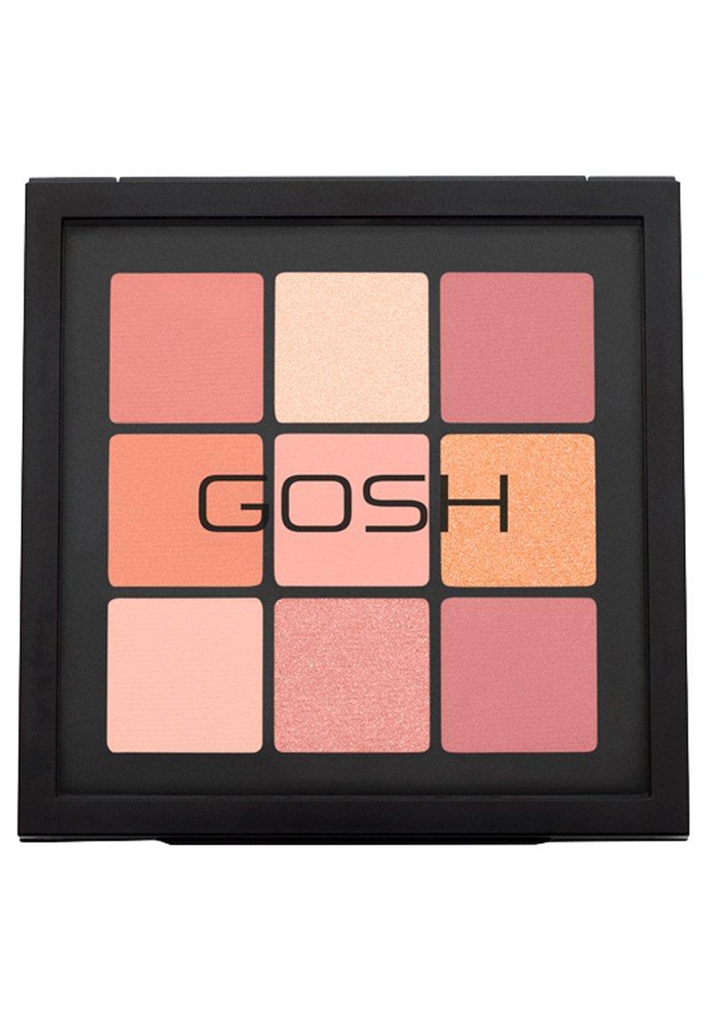 Gosh Copenhagen - EYEDENTITY - Eyeshadow palette - 002 be humble