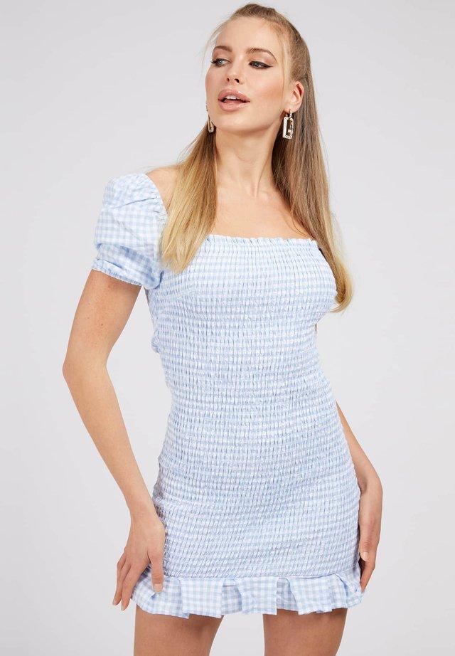 AIDA  - Sukienka etui - hellblau