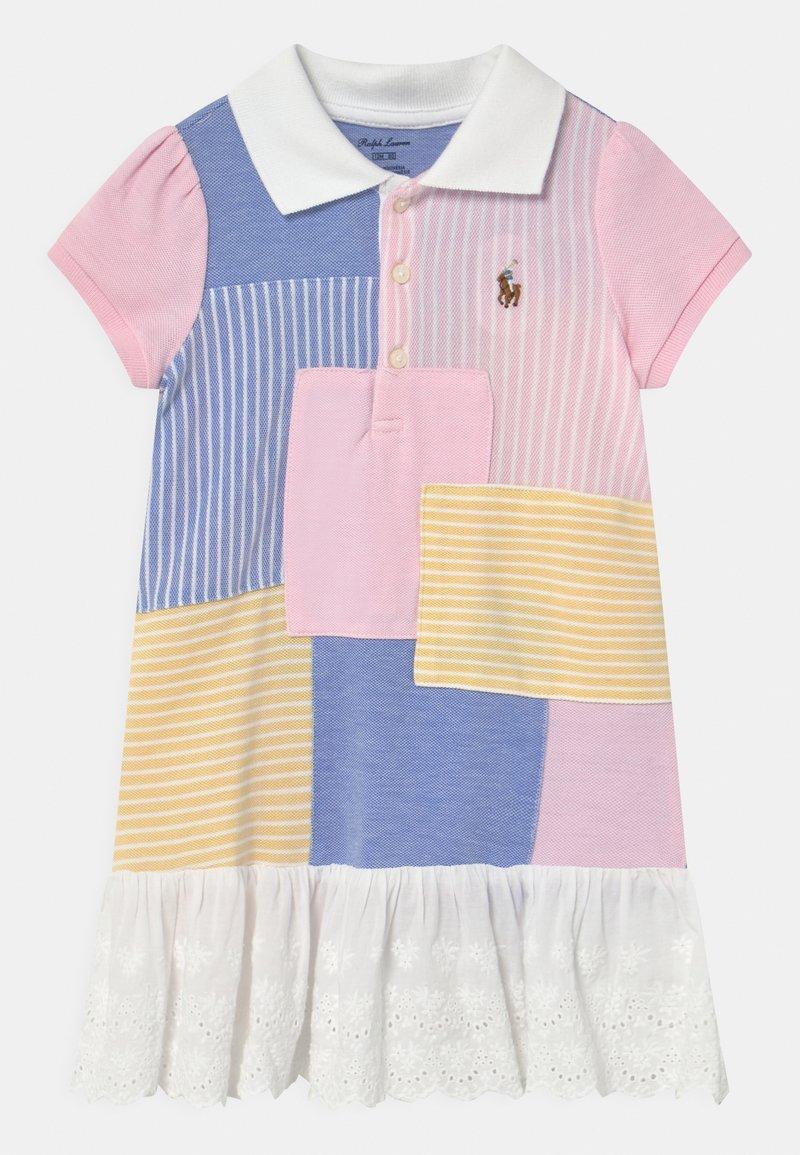 Polo Ralph Lauren - PATCH SET - Day dress - blue/multi