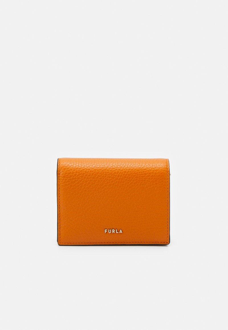 Furla - BABYLON COMPACT WALLET - Peněženka - mandarino