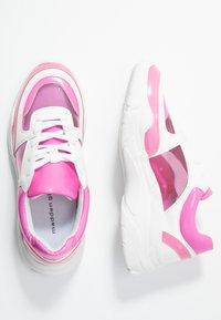 Madden Girl - CLARITE - Joggesko - pink/multicolor - 3