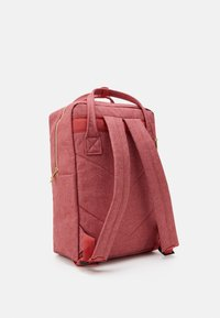 anello - SQUARE BACKPACK UNISEX - Batoh - pink - 1