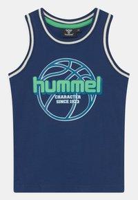 Hummel - CRUSADER UNISEX - Débardeur - estate blue - 0
