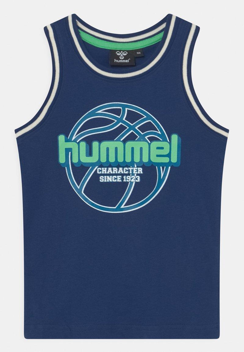 Hummel - CRUSADER UNISEX - Débardeur - estate blue