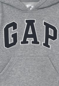 GAP - TODDLER BOY LOGO - Hoodie - light heather grey - 2