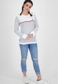 alife & kickin - Long sleeved top - white - 1