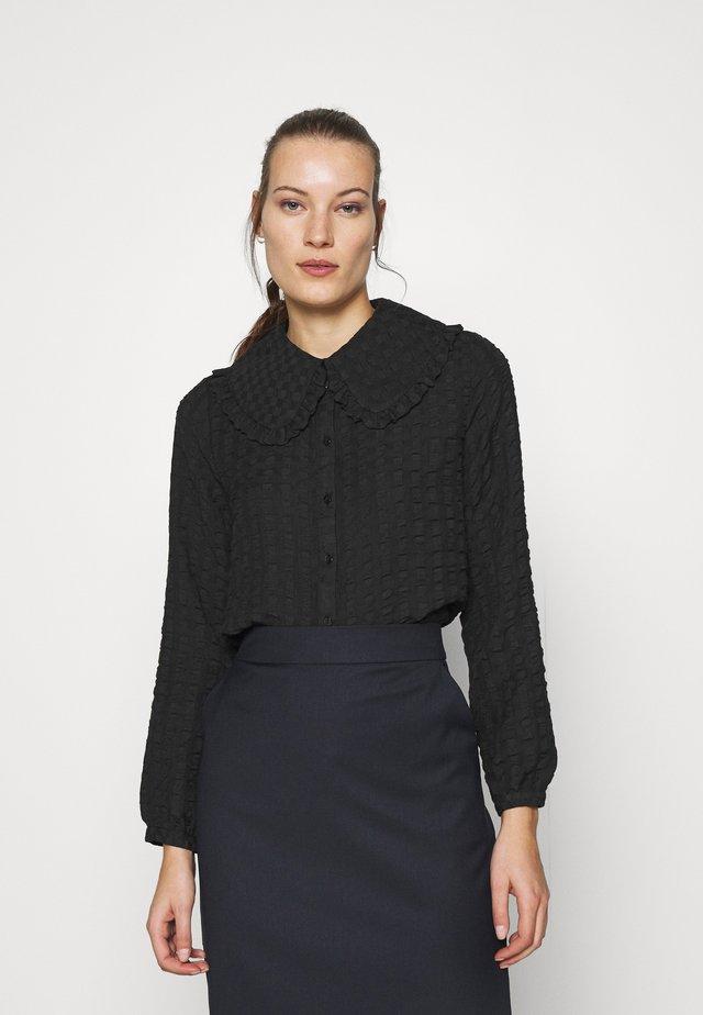 BABETH - Skjorte - black