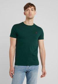 Polo Ralph Lauren - T-shirts basic - college green - 0