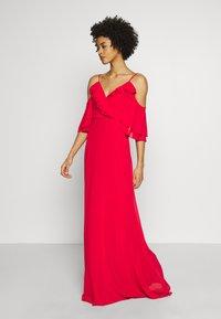 Trendyol - Robe de cocktail - red - 1