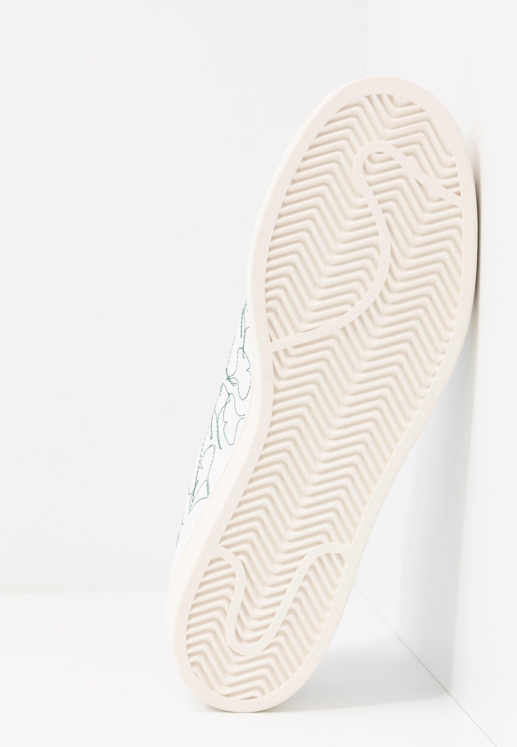 adidas Originals SUPERSTAR PURE - Sneaker low - footwear white/core white/weiß - Herrenschuhe MVt5M
