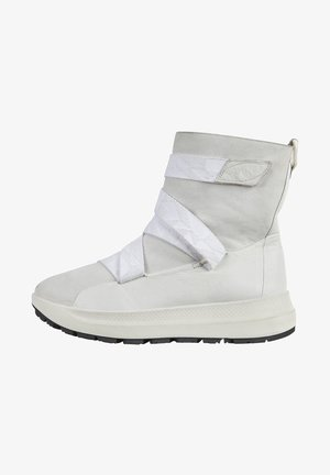 SOLICE W HIGH DYN - Boots - white/white