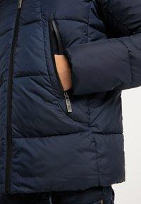 Mo - Winter jacket - marine - 3