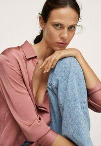 Mango - IDEALE - Overhemdblouse - pink - 4