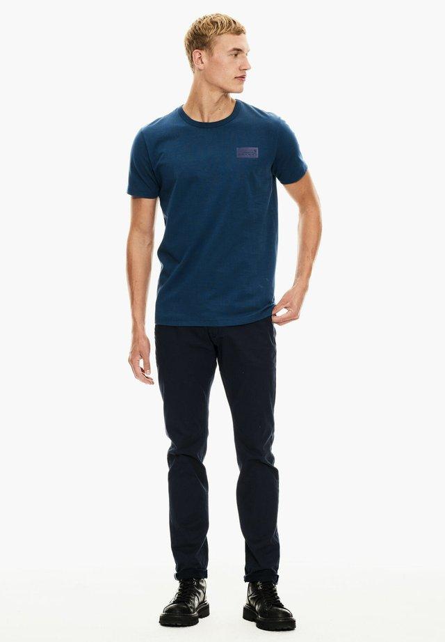 T-shirt basique - glaze blue