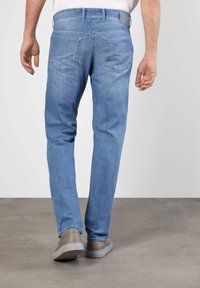 MAC Jeans - Straight leg jeans - cobalt blue - 1