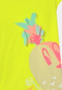 Billieblush - Jersey dress - jaune fluo - 2