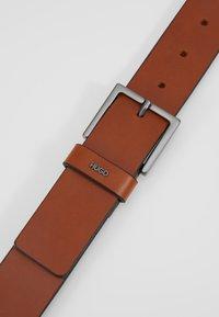 HUGO - GIOVE - Belt - medium brown - 4