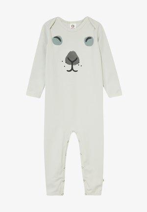 RABBIT FRONT BABY ZGREEN - Pyžamo - blue fox