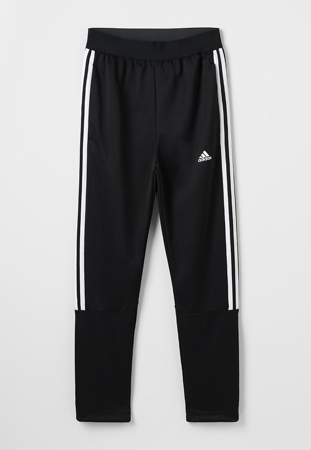 TIRO STADIUM LEAGUE AEROREADY PANTS - Tracksuit bottoms - black/white