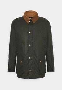Barbour - LIGHTWEIGHT ASHBY WAX - Cappotto corto - archive olive - 0