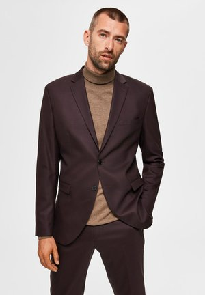 Suit jacket - winetasting