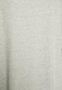 Weekday - TRISH DRESS - Jersey dress - grey melange - 2