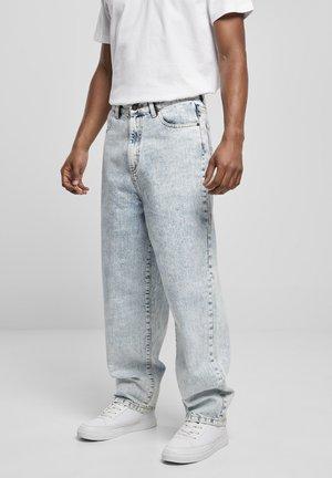 Jean boyfriend - lighter washed